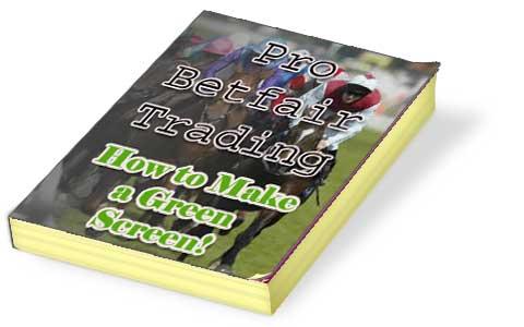 ebook: Pro Betfair Trading